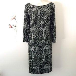 Jessica Howard Cocktail Dress sz 16 (XL) Like New!